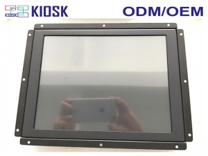 10.4inch Cheap Touch Monitor with Full Aluminium Metal Openframe