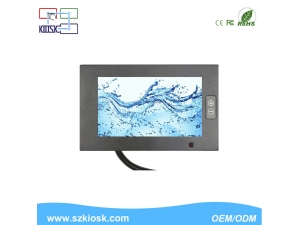15 inch IP65 TFT waterproof touch screen LCD panel monitor