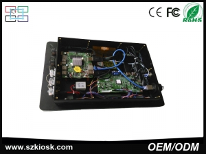 17 Inch Ip65 Industrial Panel Pc With Touch Screen