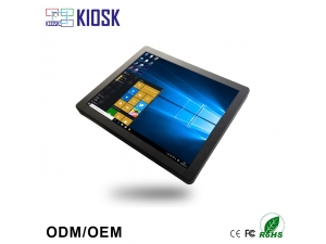 17  inch 1920*1080  Intel I3 touch screen desktop computer all in one pc support OEM/ODM