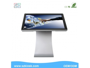 40 inch KIOSK all in one PC advertising pc with i5+GT730 8G 128GB