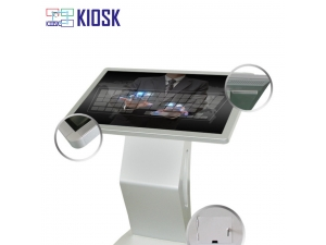 40inch Stand Kiosk LCD Advertising Display Outdoor Touch Digital Signage