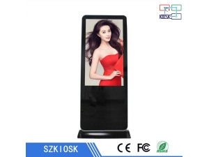 55 inch 1080P Android touch screen tablet with Kiosk and WiFi