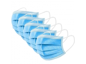 Cheap Factory Price face mask suppliers respirator raw material nonwoven fabric in pakistan