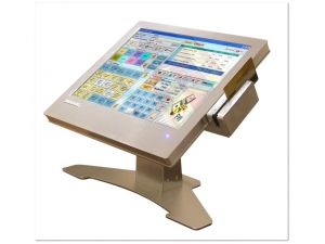 HKSZKSK Industrial panel pc 15 inch embedded touch screen pc all in one Computer