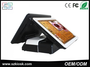 Handheld Computer Style and Android Operating handheld pos terminal