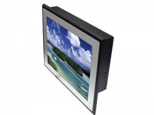 High quality 15 Inch High Brightness Embedded touch screen Industrial panel PC
