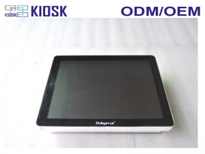 IP65 Industrial Waterproof All in Computer PC Support ODM / OEM