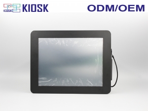 OEM / ODM 10,4-15 pouces Resistive Touch Industrial All In One PC