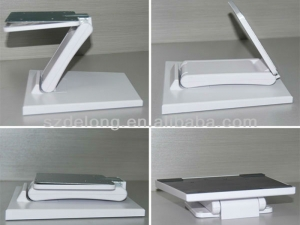 POS VESA stand 100 * 100mm o 75 * 75mm, supporto per desktop/staffa