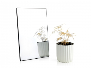 Raspberry Pi ABS shell Capacitive 10 points touch all in one pc ultra slim Magic mirror
