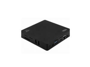 Without touchscreen all in one industrial 1024*768P mini pc with VGA/DVI