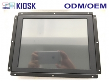 China 10.4inch Cheap Touch Monitor with Full Aluminium Metal Openframe factory