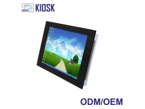15 inch embedded factory industrial panel pc  all in one Computer with touch screen support OEM/ODM