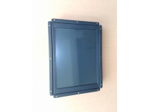 China 15 inch industrial cheap touch screen open frame monitor factory
