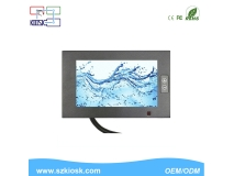 China 15 inch IP65 TFT waterproof touch screen LCD panel monitor factory