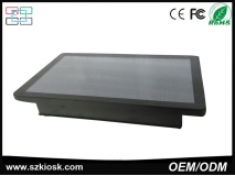 China 17 inch IP65 Industrial Panel PC with Touch screen, waterproof, dustproof factory