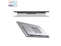 18.5inch wall mount panel pc with i3 4G 64 GB cheaper touch screen computer all in one