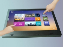 China 19'inch capacitive touch screen all in one pc factory