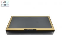 China 19.5'inch capacitive touch screen AIO PC  1080P LCD factory