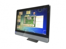 "China 21.5 "" LED All In One PC (DL215PC)  21.5inch infrared  touch screen +B250 MB+i3 7300 + 8G RAM+ 120GB SSD factory"