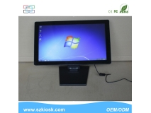 "24""Inch Capacitive Screen Monitior 10 point Touch All in One PC"