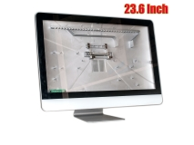 "China 27 "" LED All In One PC (DL215PC)  21.5inch infrared  touch screen +B250 MB+i3 7300 + 8G RAM+ 120GB SSD factory"