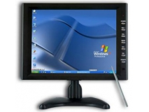 "China 32"" Wide LED/LCD Kiosk Touch Screen PC TV Monitor Touch Screen with VGA/AV/TV factory"