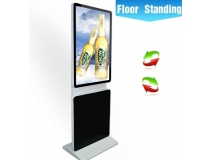 China 43 inch Digital Signage Interactive Advertising Player Kiosk factory