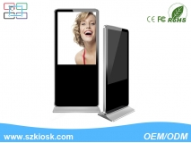 China 55 '' Inch Digital Signage Werbung Alles in einem P-Fabrik