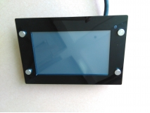 "7"" open frame touch monitor with automatic rearview and LED Backlight"