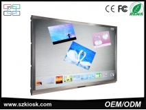 "China Big Touch 55""Inch Liquid Crystal Medical Display 4K Resolution factory"
