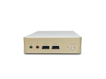 Angepasste Barebone optional J1900 i3 i5 i7 Mini pc mit 2 Ethernet