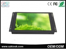 China Ex.W price 15 Inch Wall Mounted LCD Monitor Open Frame Monitor factory