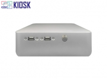 High performance Aluminum case Intel J1900 cheap mini pc can update to Intel I3 I5 I7
