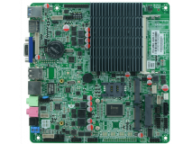 China Intel J1900 motherboard with fanless system factory