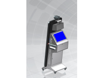 Interactive Kiosk Digital displays, Photobooth Wedding Events Rental Photo Booth kiosk with DNP printer and camera