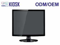 ODM/OEM 19inch Stand Desktop Monitor LCD Screen Monitor