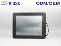 OEM / ODM 10.4-15 Zoll resistive Touch Industrial All In One PC