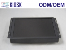 China SZKISOK 24'' Embedded Open Frame LCD Monitor with CE Certificate factory