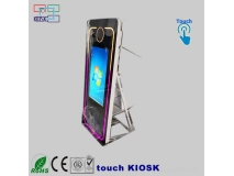 china factory production interactive  Magic Mirror Photo Booth Screen