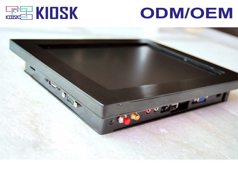 10 4'' Touch Screen Panel All in One PC Mini PC - kiosk