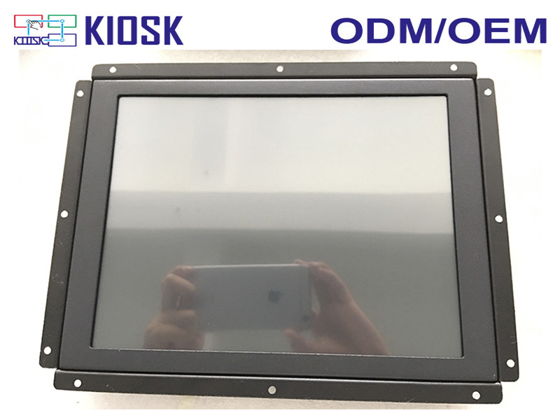 10.4inch Cheap Touch Monitor with Full Aluminium Metal Openframe ...