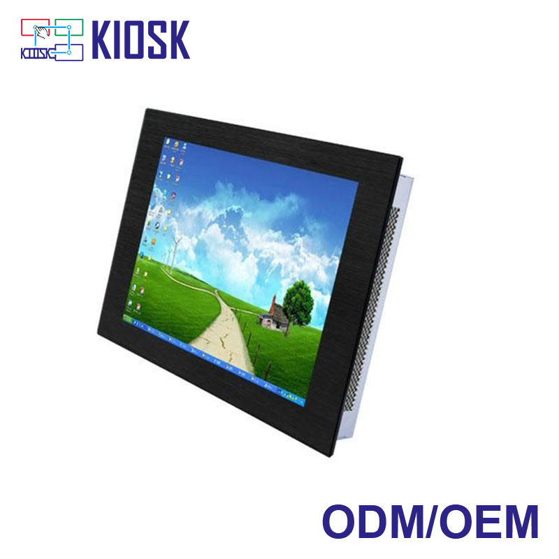 15 inch embedded factory industrial panel pc all in one Computer ...