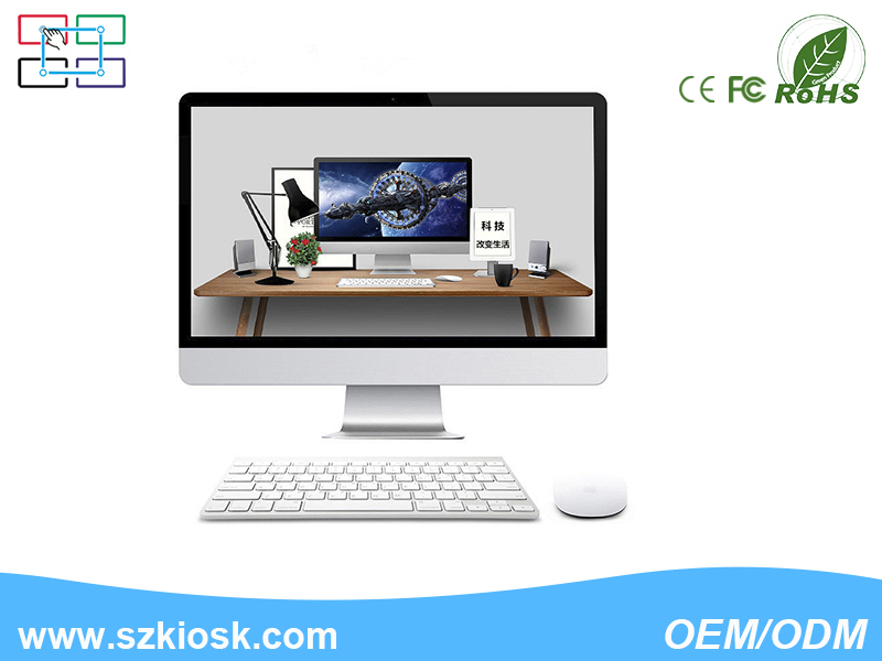 19 27 Inch Oem Odm Cheap Touch All In One Computer Kiosk