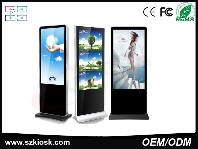 42 Zoll LCD / LED tragbarer Touchscreen PC Standfuß Digital Signage ...