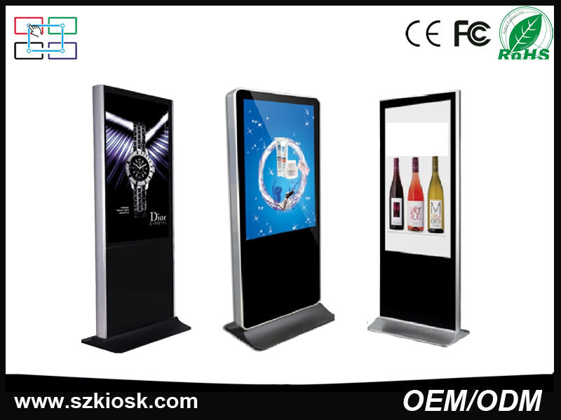 42 Inch Lcd Led Portable Touchscreen Pc Floor Stand