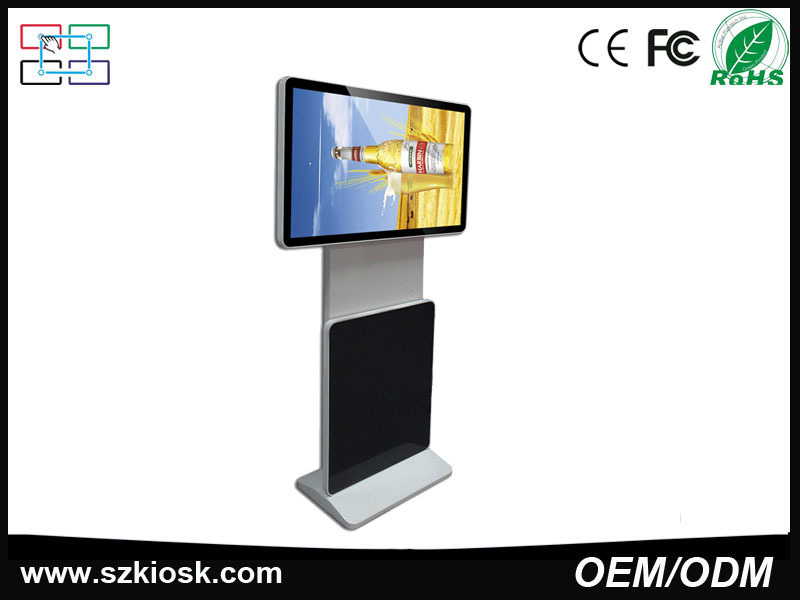 Digital Signage Of Custom Shopping Mall Advertising Self