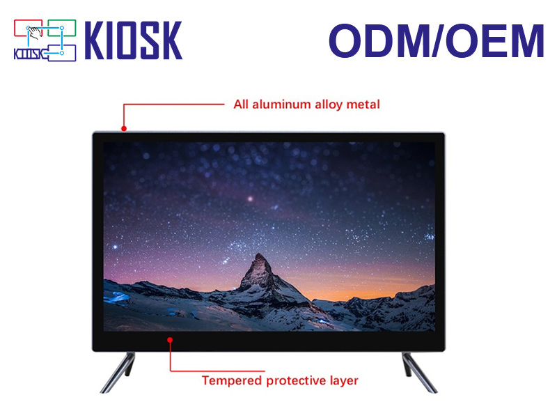Game LCD Monitor 4K Display Resolution For Computer 3680