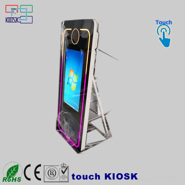 chinese manufacture  magic seifer mirror photo booth rental factory